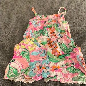 Lilly Pulitzer for Target Other - Lilly for Target Kids Romper